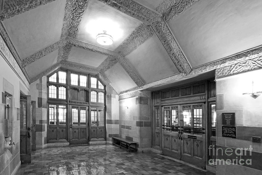 Northwestern University Deering Library Photograph