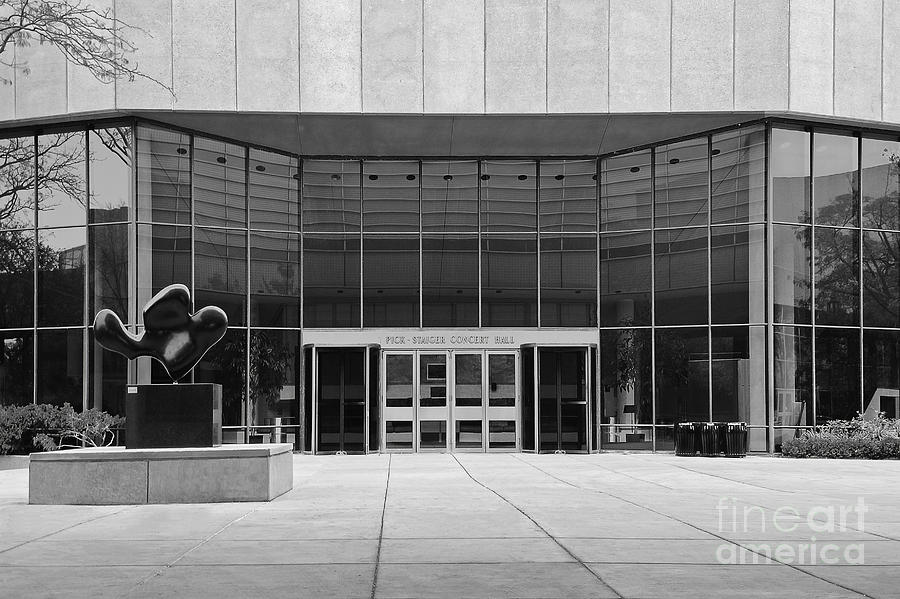 Northwestern University Pick-staiger Concert Hall Photograph