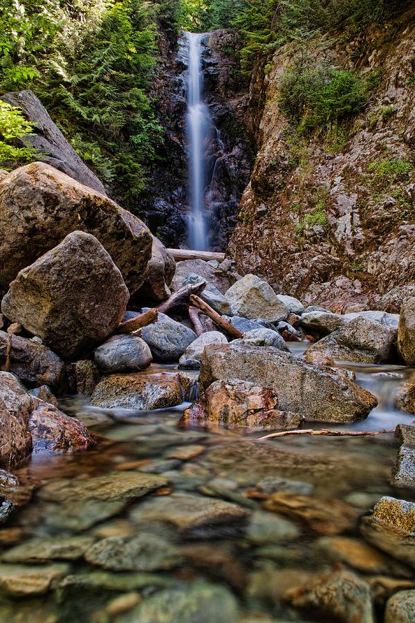 Norvan Falls Photograph