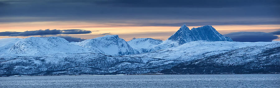 Norwegian Coast Photograph  - Norwegian Coast Fine Art Print