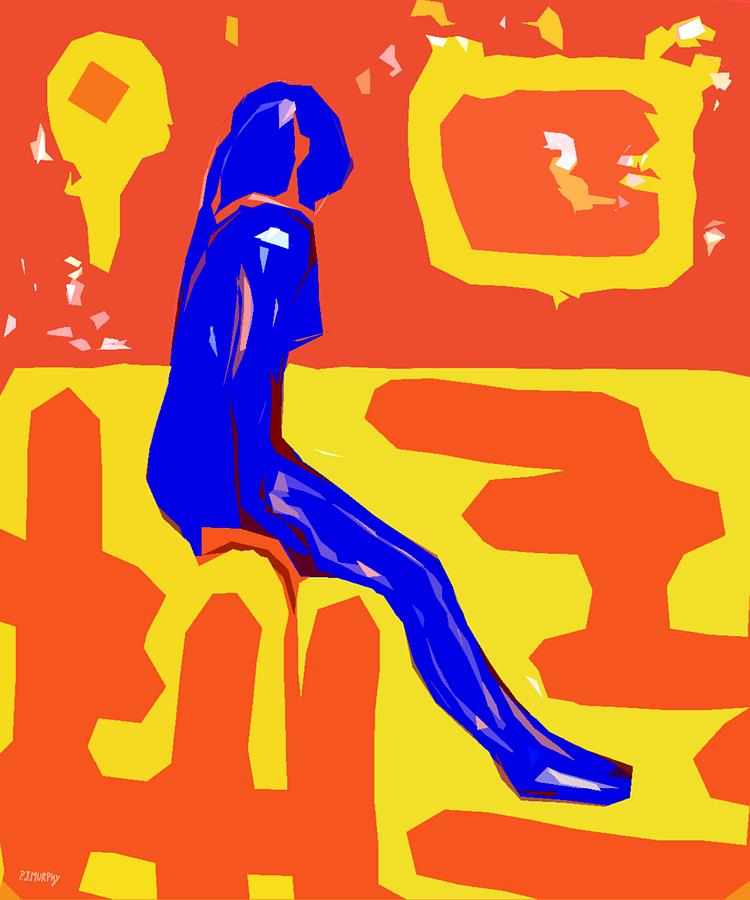 Nude 16 Painting