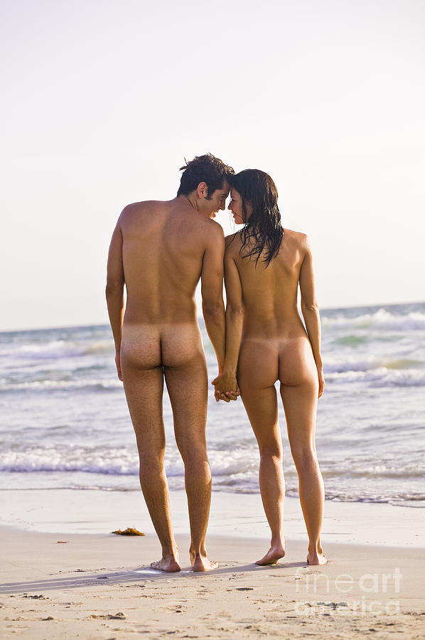 Nude Couple Photograph