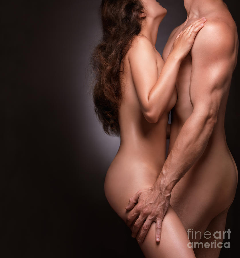 Theme simply Art nudes couples