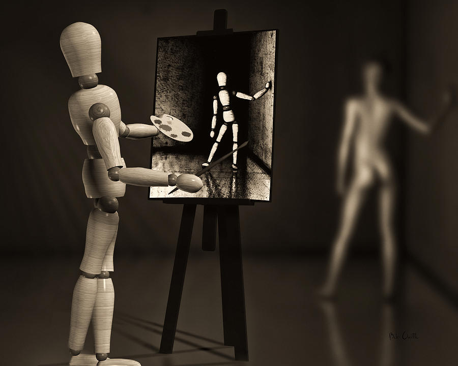Nude Model  Photograph