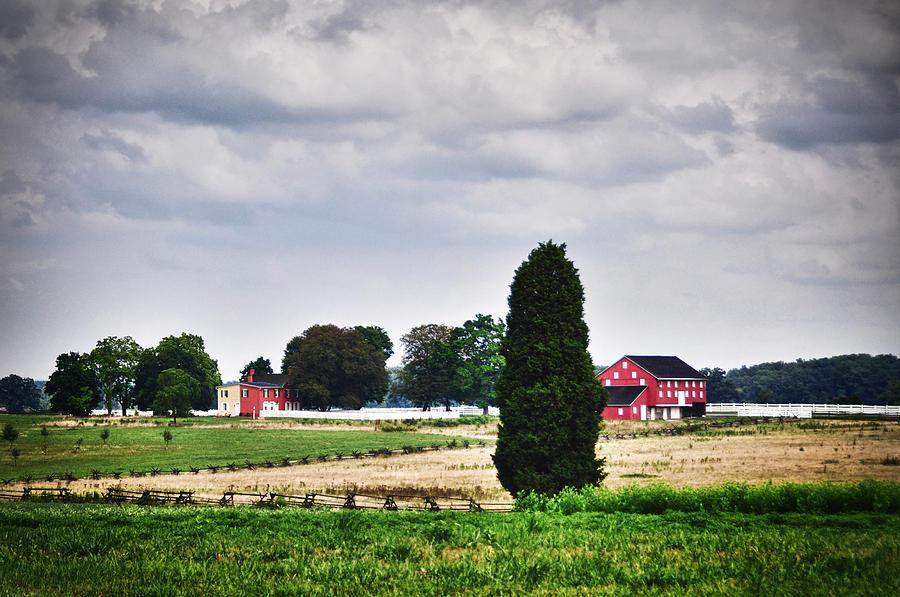 Nurturing The Land 2 Photograph