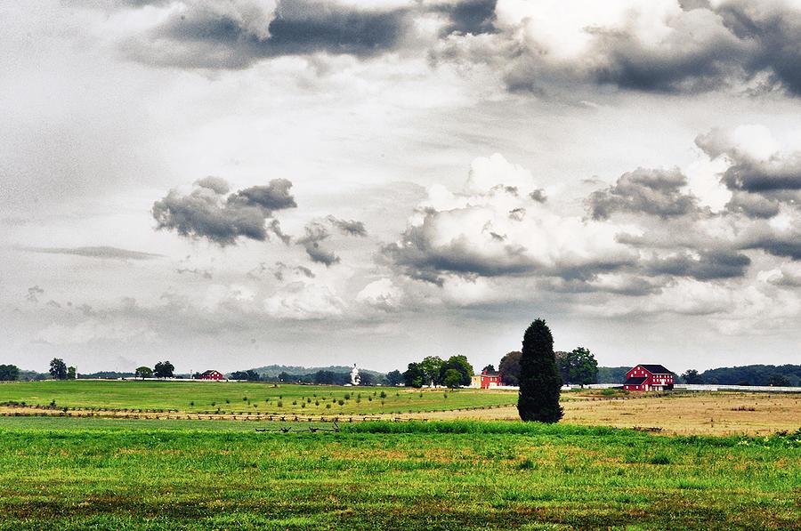 Nurturing The Land Photograph