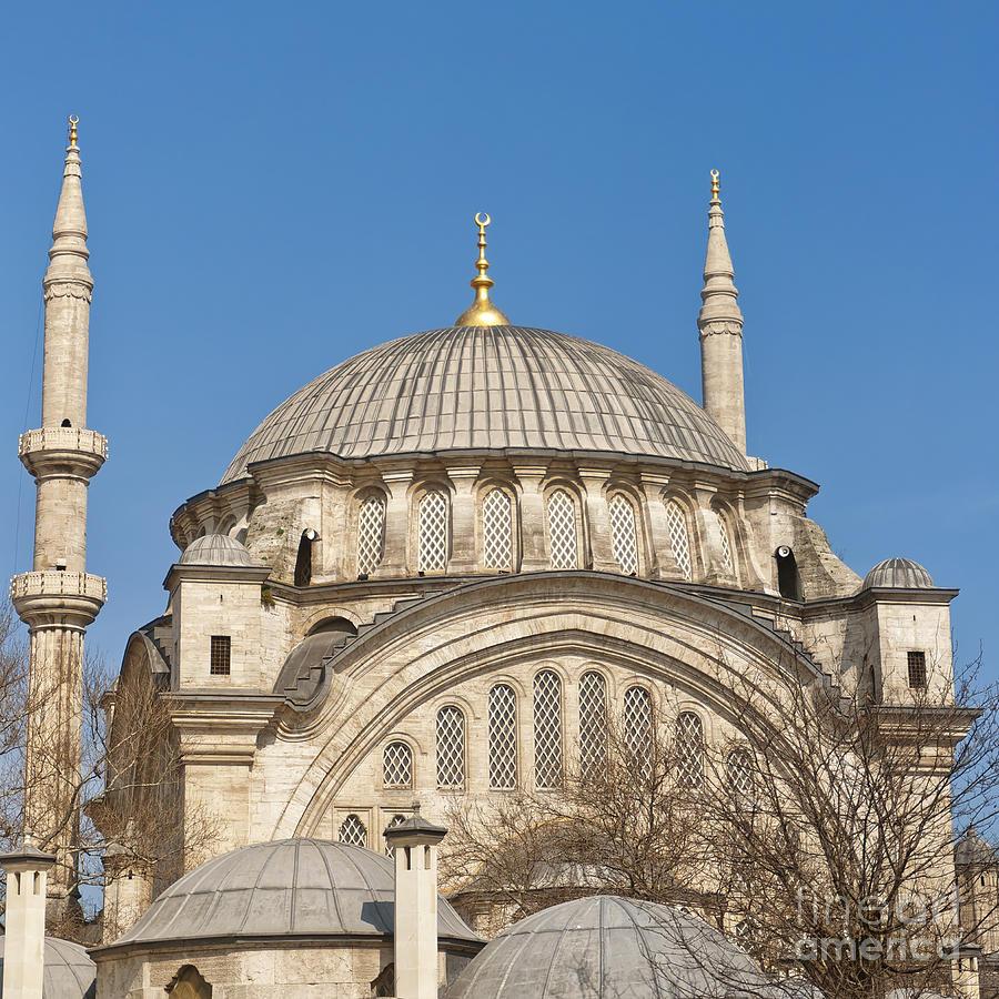 Nuruosmaniye Mosque 03 by Antony McAulay