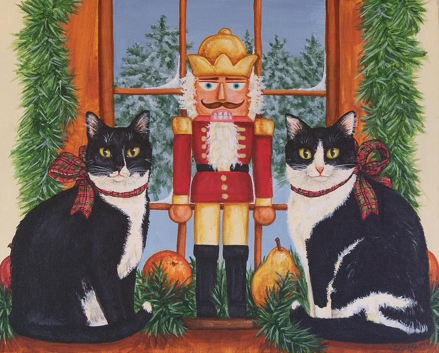 Nutcracker Sweeties Painting