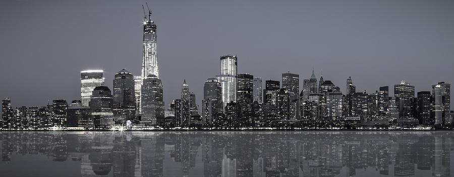 Nyc Skyline Photograph
