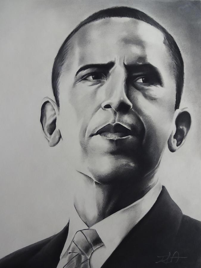 Obama Pastel