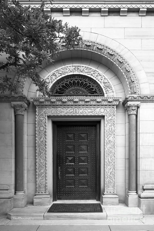 American Photograph - Oberlin College Cox Administration Building by University Icons