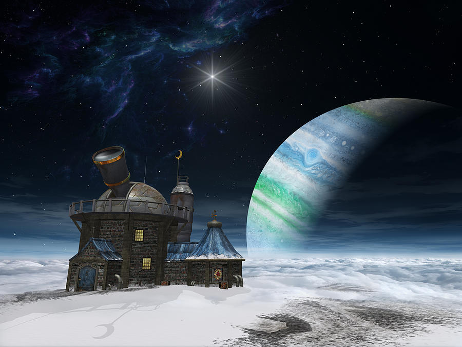 Observatory Digital Art