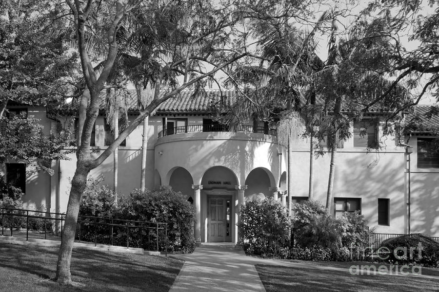 Occidental College Erdman Hall Photograph