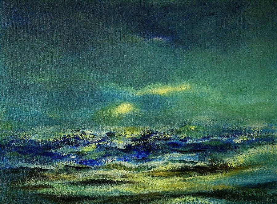 Ocean 1 Painting
