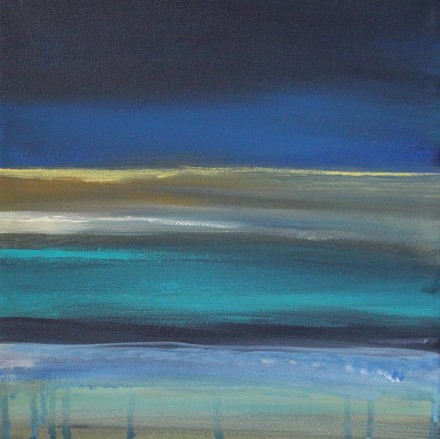 Ocean Blue 2 Painting