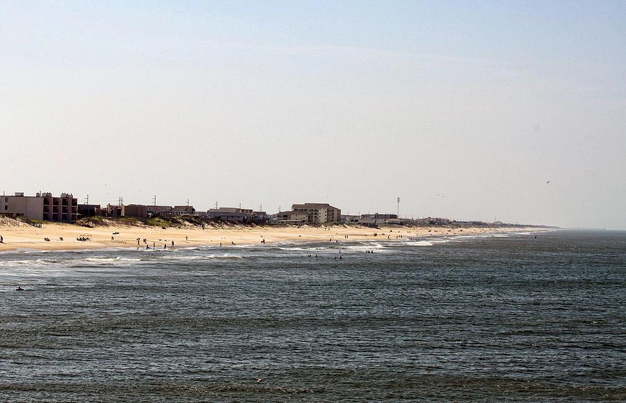 Ocean Front Photograph