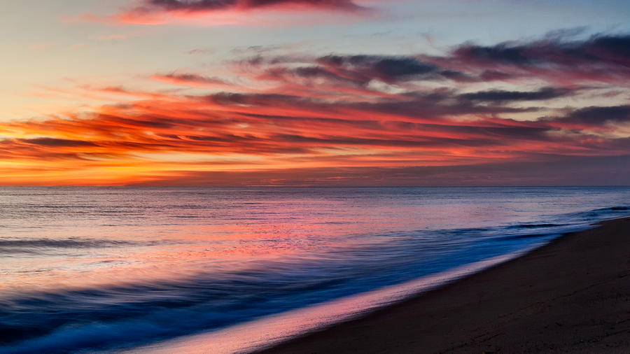 Ocean Morning Photograph  - Ocean Morning Fine Art Print