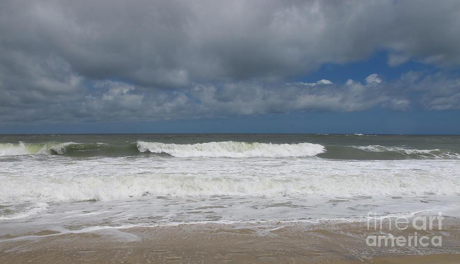 Seascape Photograph - Ocean Wave by Arlene Carmel