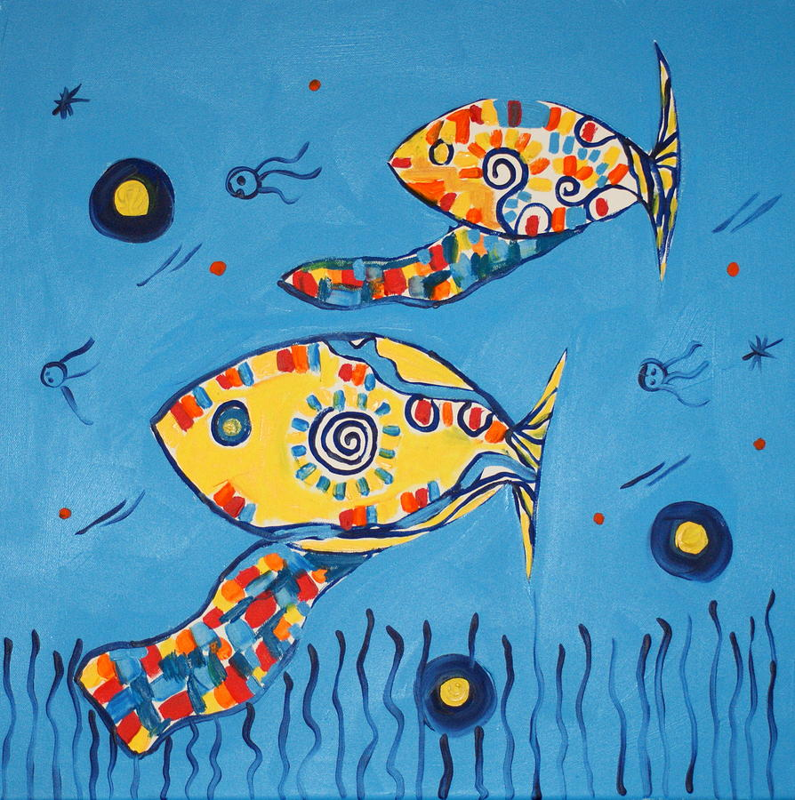 Ocean3 Painting
