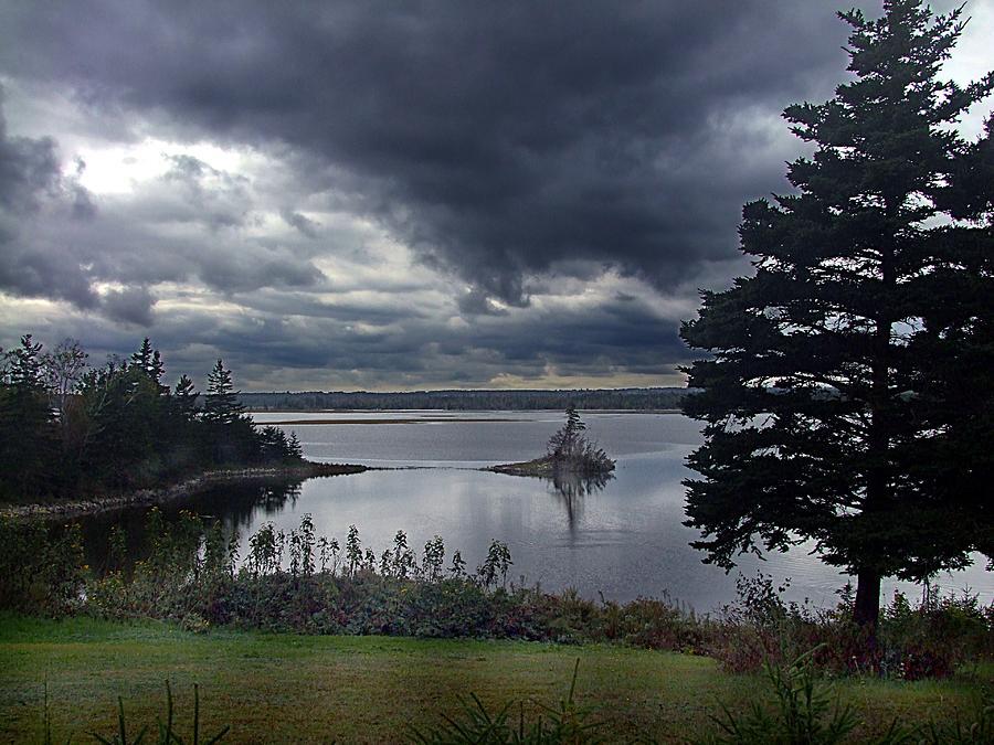 October Sky Photograph