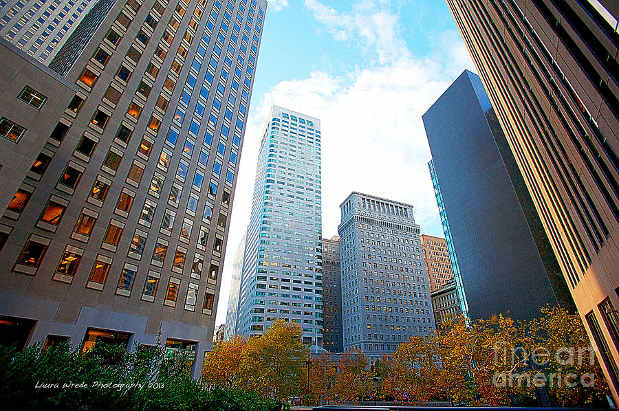 Office Space For Rent In Downtown San Francisco Photograph