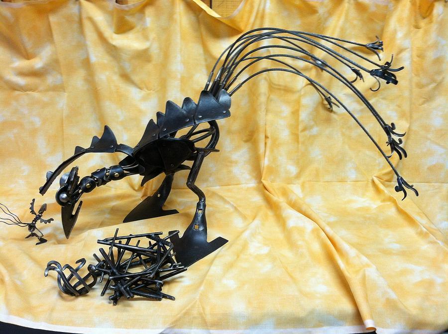 Sculpture Sculpture - Offspring by Thomas Elfers