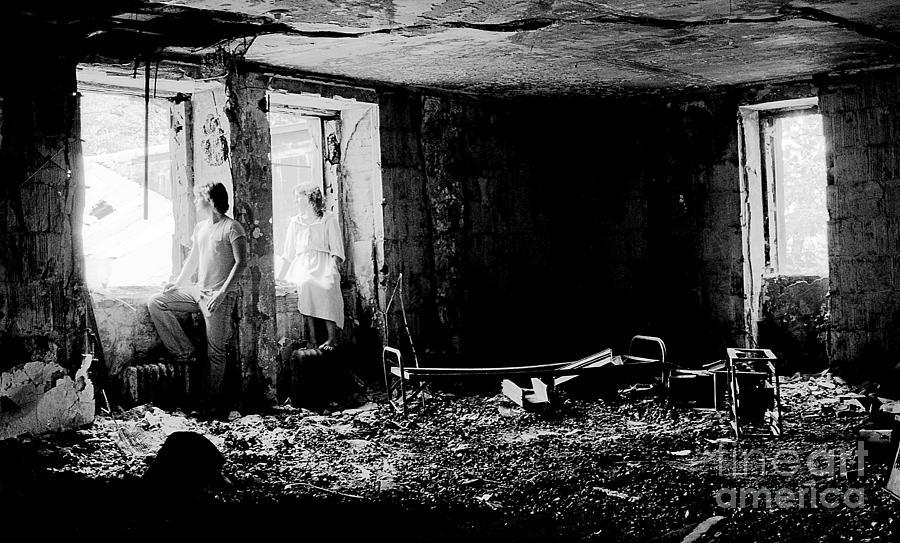 Oheka Castle Basement 1980 Photograph