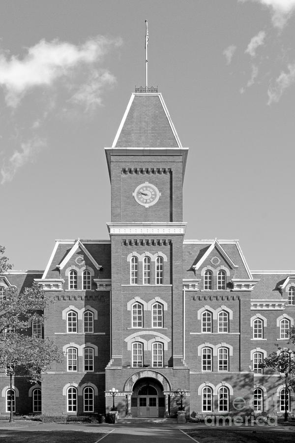 Ohio State University Hall Photograph
