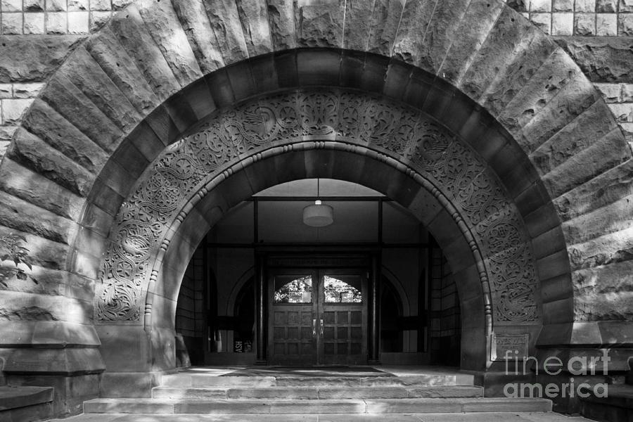 Ohio State University Hayes Hall Photograph