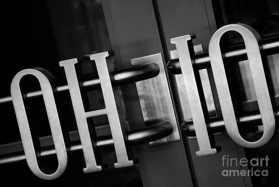 Ohio Union  Photograph  - Ohio Union  Fine Art Print