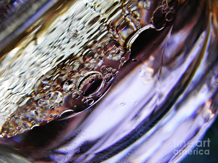 Oil And Water 29 Photograph