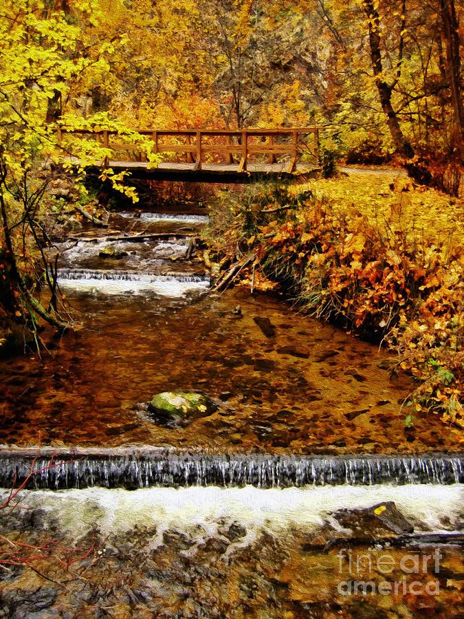 Okanagan Autumn Photograph