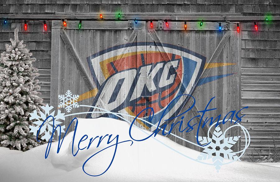 Oklahoma City Thunder Photograph