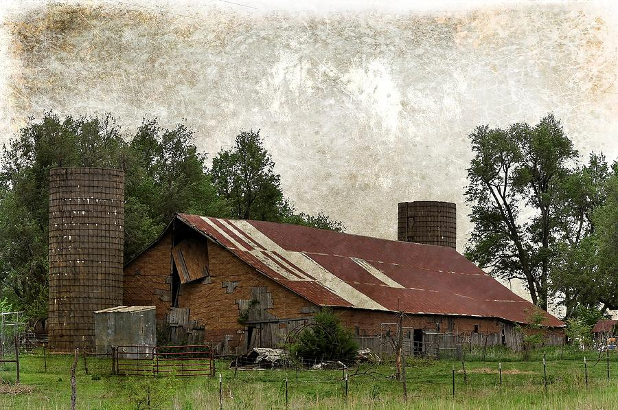 Old And Forgotten Photograph  - Old And Forgotten Fine Art Print