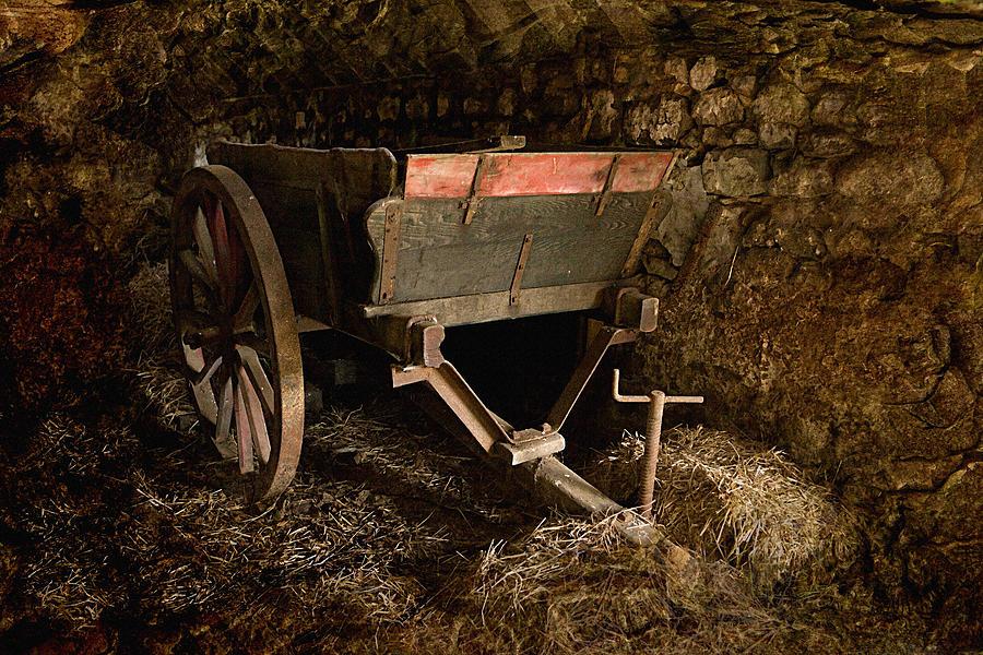 Old Cart Photograph