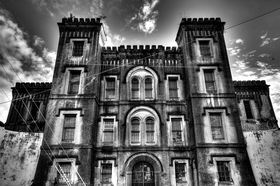 Old City Jail Photograph  - Old City Jail Fine Art Print
