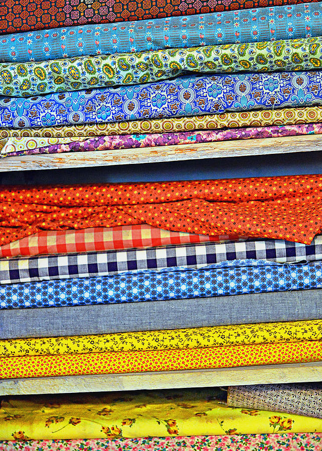Old Country Store Fabrics Photograph