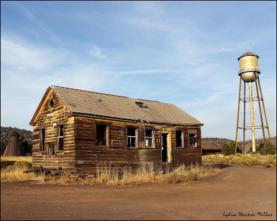 Old Dorris Mill Photograph