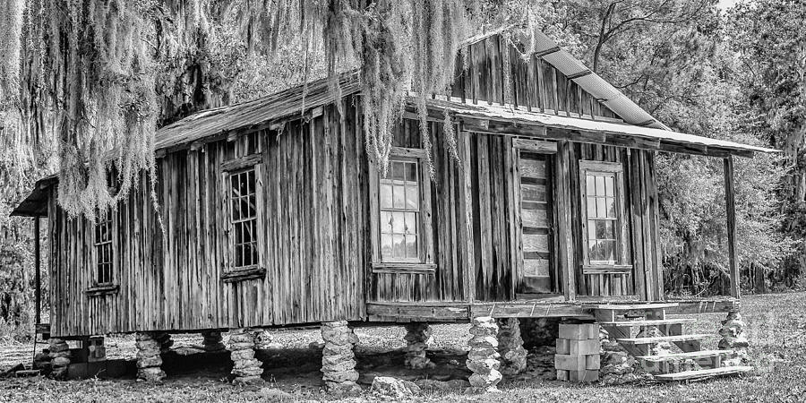 Old Florida Cracker House Photograph By Scott Moore