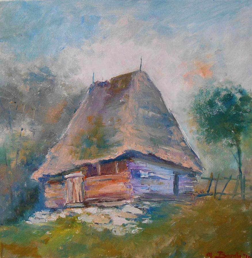 Old House Painting