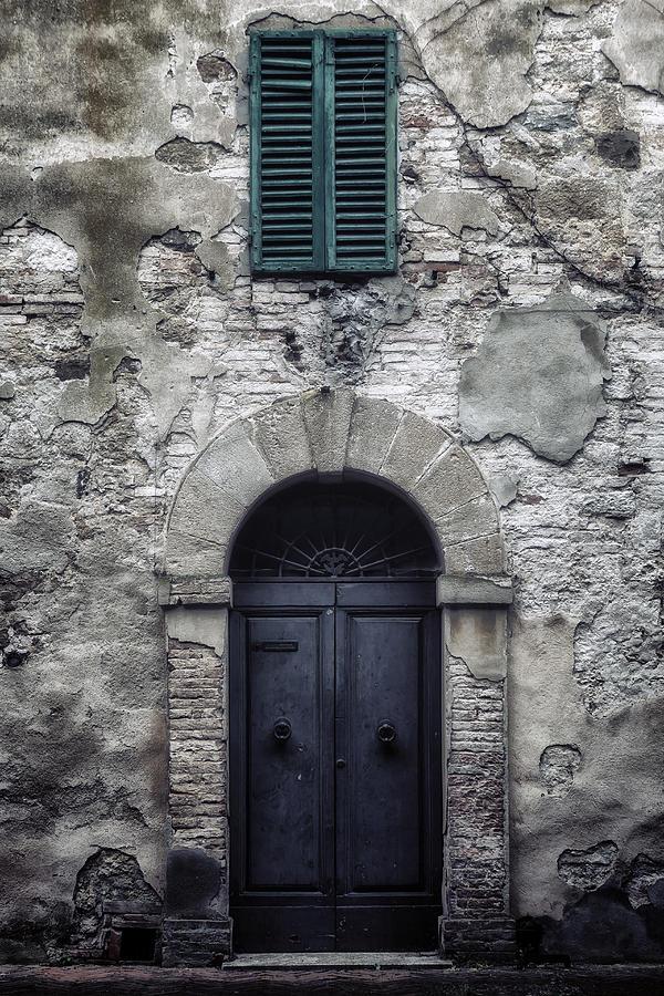 Old Italian House Photograph