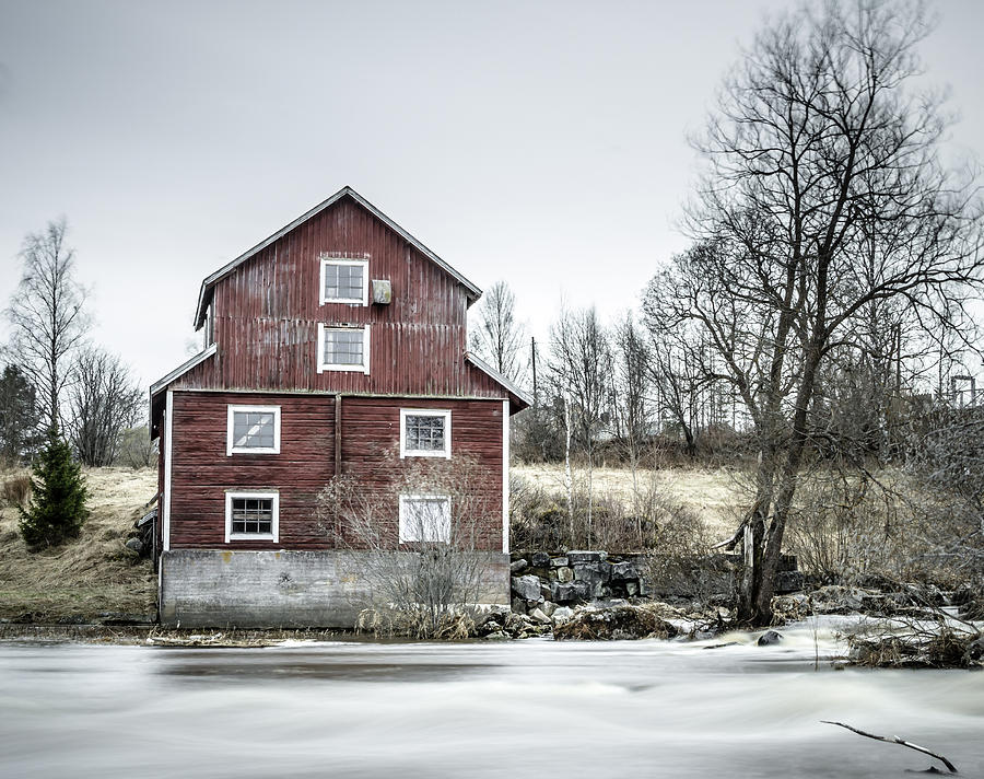 Old Mill 2 Photograph