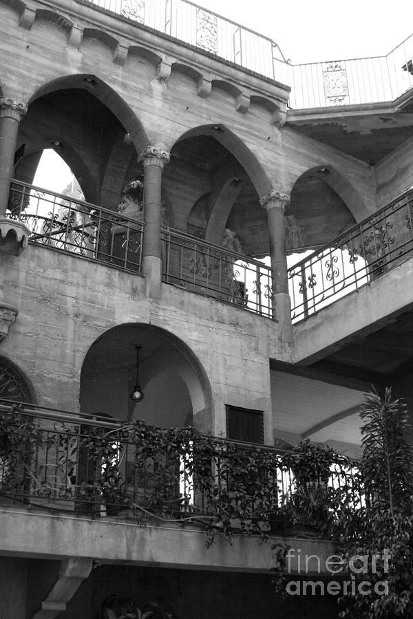 California Photograph - Old Mission Inn by Jennifer Apffel