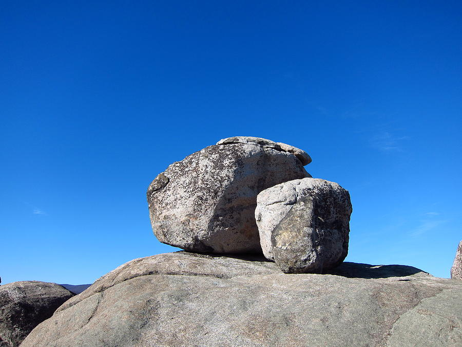 Old Rag Hiking Trail - 121240 Photograph