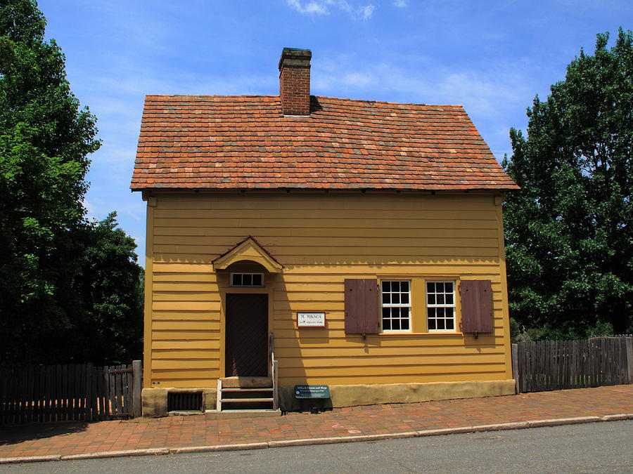 Old Salem Store Photograph