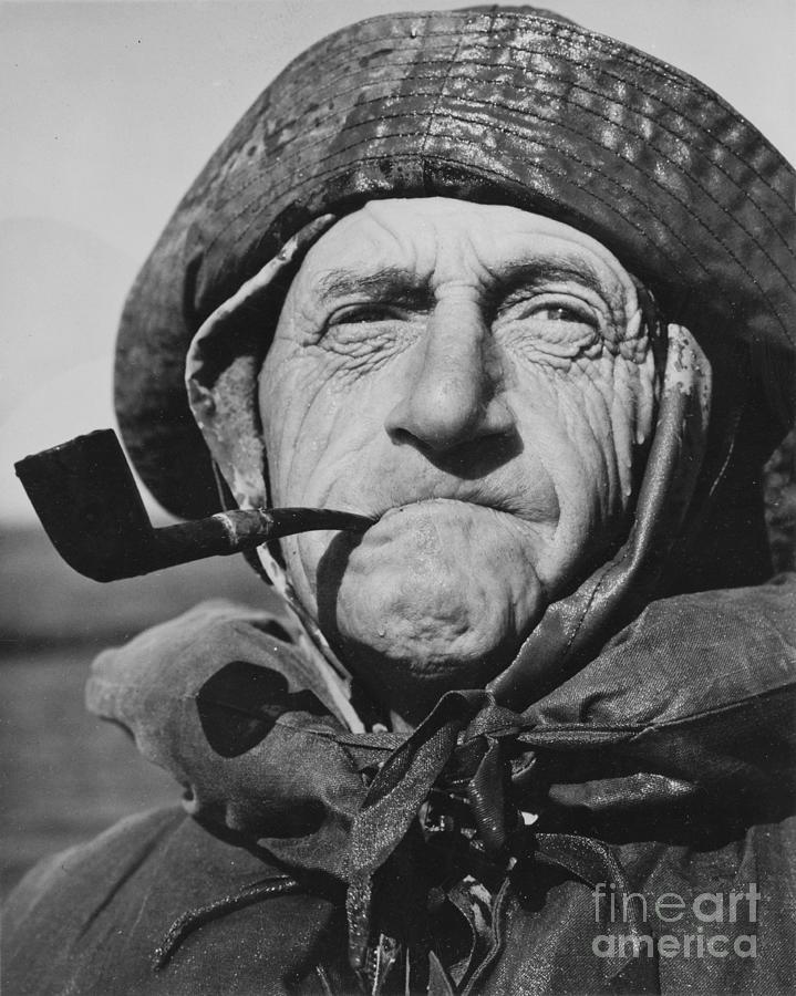 Old Salt 1943 Photograph
