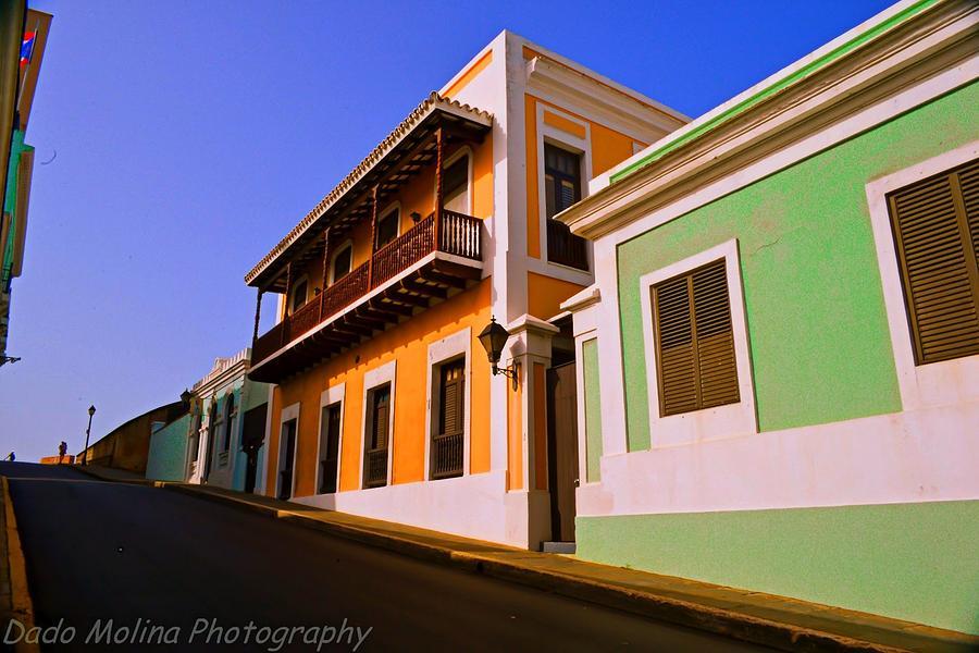 Old San Juan Photograph