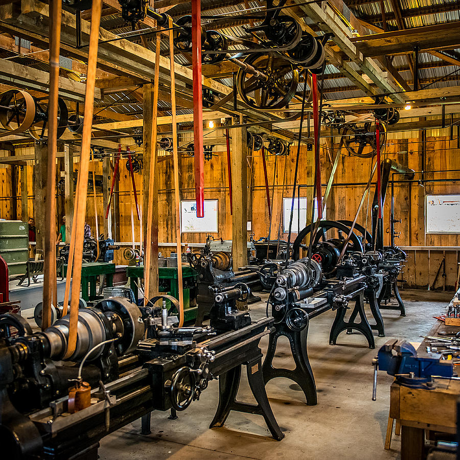 machine shop machines