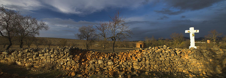 Arquitecture Photograph - Old Shepherds Hut by Guido Montanes Castillo