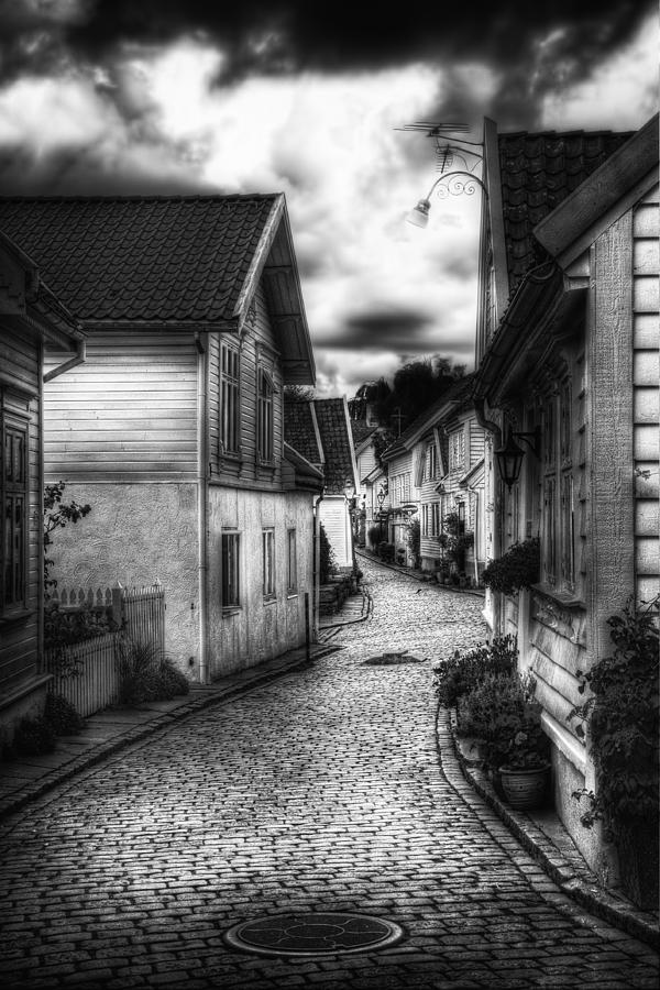 Old Stavanger Part II Photograph  - Old Stavanger Part II Fine Art Print